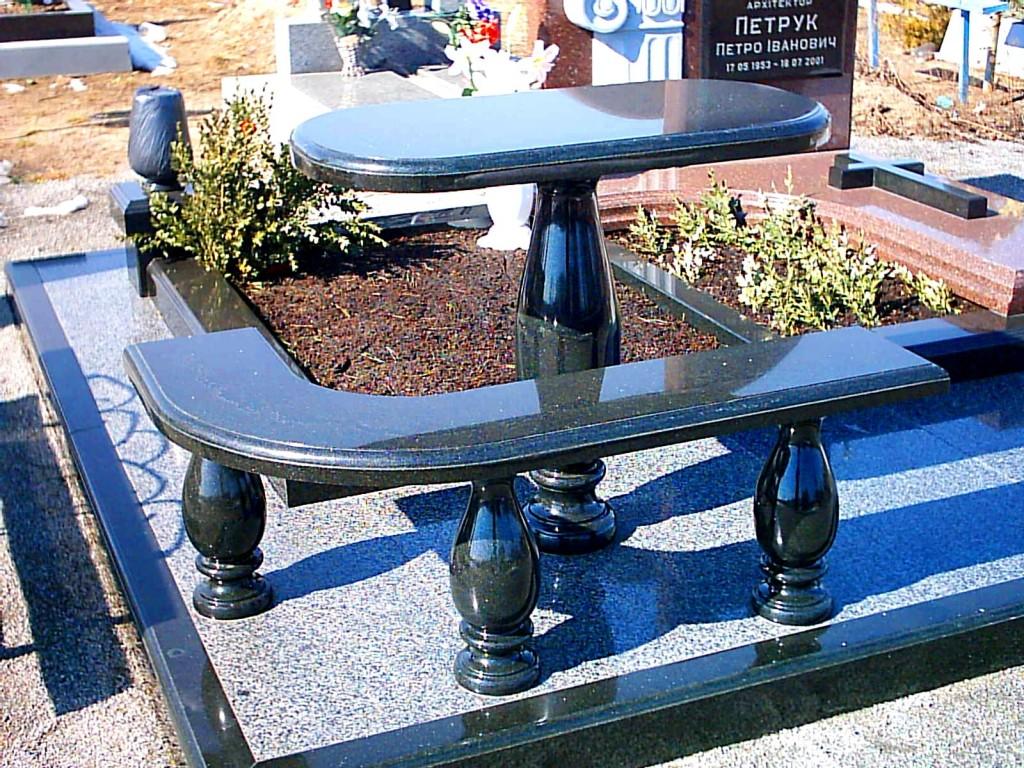Столик на кладбище своими руками из металла